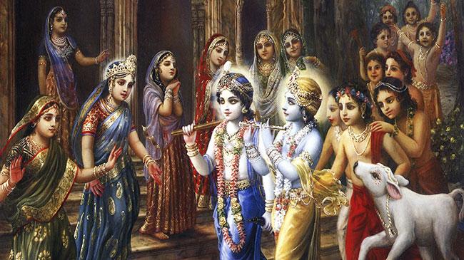 Festa de Krishna